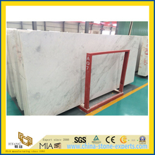 Natural Stone White Castro Marble Slabs for Wall Tile & Steps