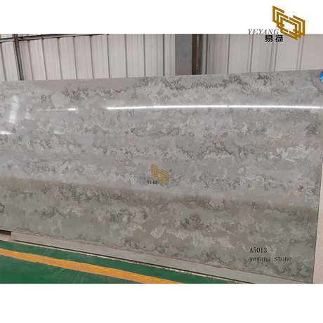 Artificial stone slab of quartz cost in lower price wholesale - A5013