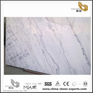 China Carrara White Marble for Walls/Floor(YQN-082602)