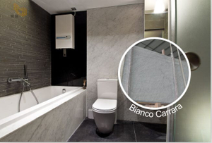 Bianco Carrara Interoir Walling & Flooring -YEYANG Stone Factory