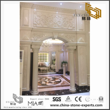 Custom Marble Stone Background Design (YQW-MB0815012)