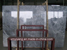 China Silver Mink/Silver Grey Marble Slabs (YY-VSMS)