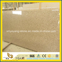 G682 Rusty Yellow / Sunset Gold Granite Slab