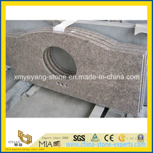 G611 Almond Mauve Granite Countertop for Kitchen Decor