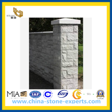 G603 Grey Granite Pyramid Wall Capping (YQW-WC20012 )