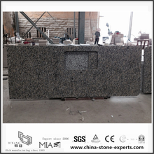 Charming Caledonia Granite Countertops for Kitchen/Bathroom (YQW-GC0524020)