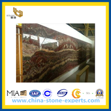 Marble Ruby Onyx for Wall Tile for Decoration(YQC)