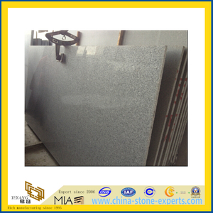 Polished Grey Granite G603 Slab for Flooring Tile & Stairs(YQC)