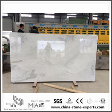 New Arabescato Venato White Marble Slabs for Bathroom Decoration (YQW-MSA06052202)