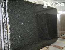 Verde Butterfly Green Granite Stone Slab for Countertop and Tile